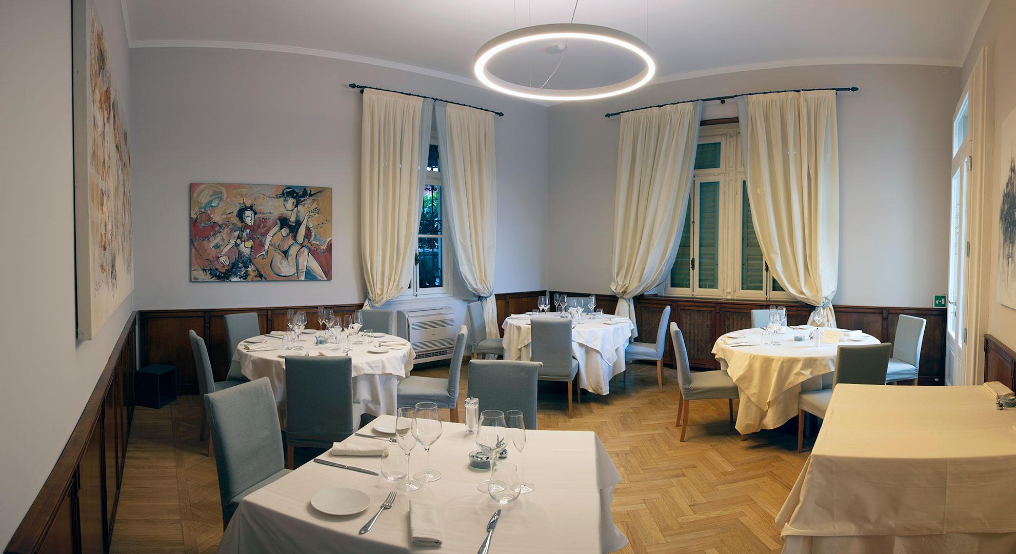 Ristorante Croce d'Oro Gerenzano cucina tipica italiana